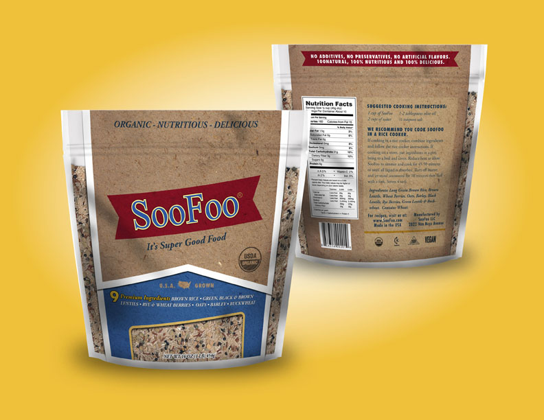 SooFoo Packaging Concept
